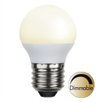 Illumination LED Opal E27 2700K 450lm 5,5W(39W) Dimmerkompatibel
