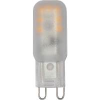 Illumination LED G9 110LM 1,2W 2700K