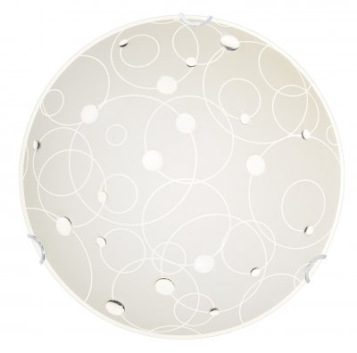 Orbit plafond med LED